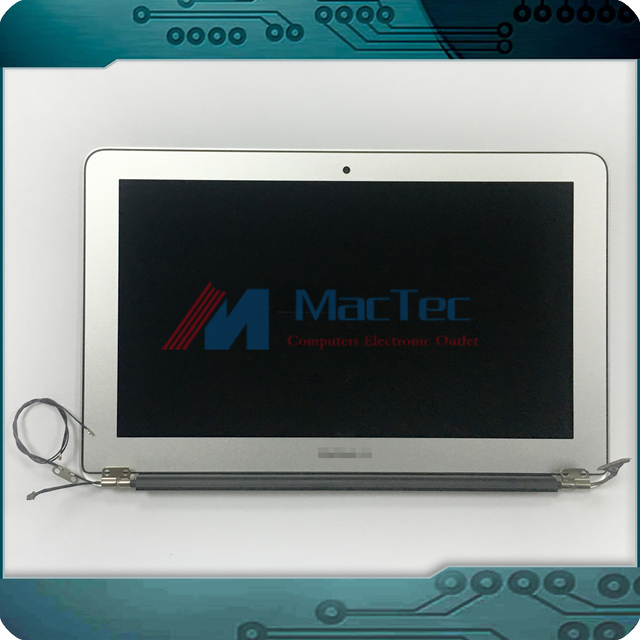 "Nuevo genuino para apple macbook air 11 ""A1370 A1465 MC506 MC968 MD223 Panel de Pantalla LCD de Montaje Completo 2010 2011 2012 Año"