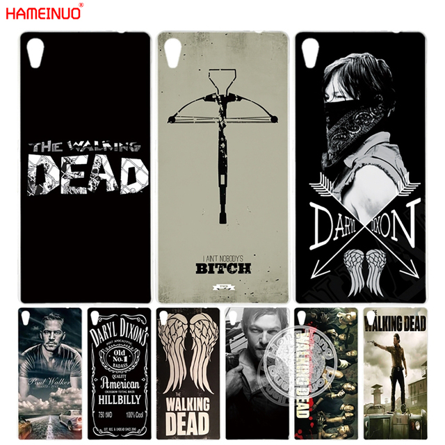 Etui na telefon z The Walking Dead - aliexpress