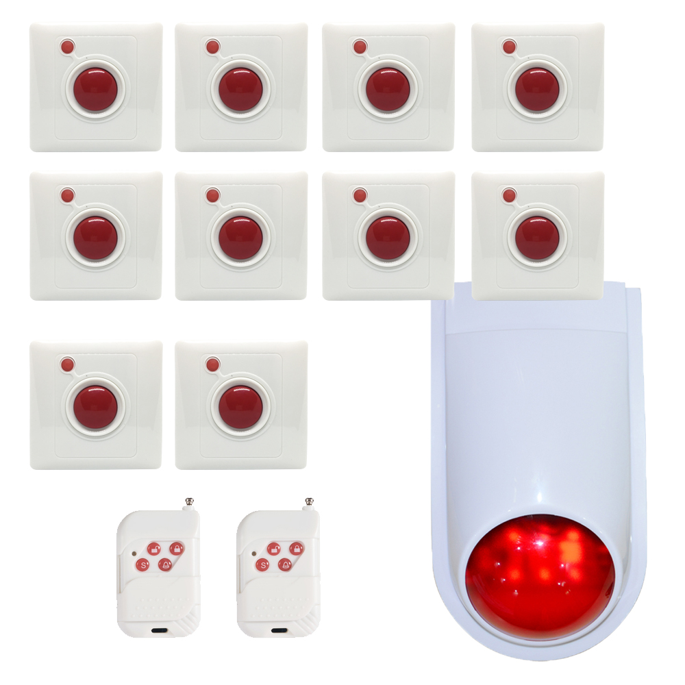 Newest Emergency calling system wireless button 86mm wall-mounted 433mhz Home security alarm system hospital and hotel room useNewest Emergency calling system wireless button 86mm wall-mounted 433mhz Home security alarm system hospital and hotel room use