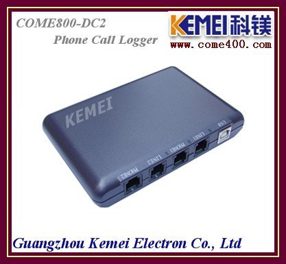 call audio logger/caller id devices/phone recording software/telephone recording system/USB call voice recording box