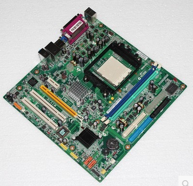 Free shipping CHUANGYISU for original A60 L NC51M MS 7283 motherboard 41X1344 45R5317 AM2 DDR2 work