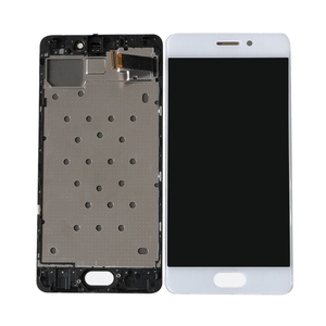 Image 3 - Original Axisinternational 5.2 pour Meizu Pro 7 Pro7 M792H M792Q AMOLED écran daffichage LCD + numériseur décran tactile avec cadre