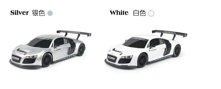 Without Origin Box Simulation Audi R Scale Rastar Mini - Audi car origin