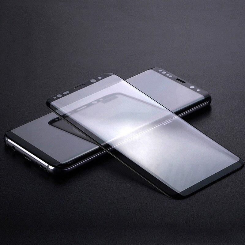 Image 5 - 10D изогнутое закаленное стекло для samsung Galaxy S9 S8 S7 Edge Note 8 9 S10e S10 Plus Защитная пленка для экрана-in Защитные стёкла и плёнки from Мобильные телефоны и телекоммуникации