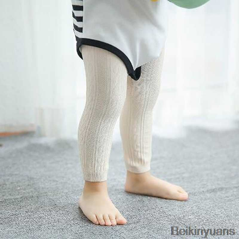ab8fa33bd4d ... 1 spring and autumn girls tights solid color tight girls ribbed  pantyhose high waist children girls ...