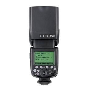 Image 5 - Godox TT685 TT685C TT685N TT685S TT685F TT685O פלאש TTL HSS מצלמה פלאש speedlite עבור Canon Nikon Sony Fuji אולימפוס מצלמה