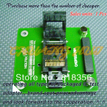 цена на HOLTEK  Programmer Adapter CADPSOP28A Programmer Adapter IC51-0282-334-1 SOP28 IC SOCKET(Flip test seat)
