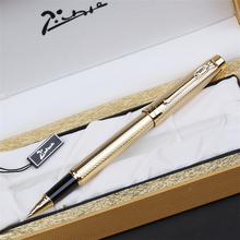 Picasso 933 Pimio Avignon Classic Roller Pen with Refill, Luxurious Engraved Craft Gift Box Optional Office Business Writing