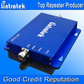 Lintratek GSM Booster 900 1800 Dual Band Signal Booster GSM900MHz DCS 1800MHz Cell Phone Signal Amplifier Cellphone Repeater F27