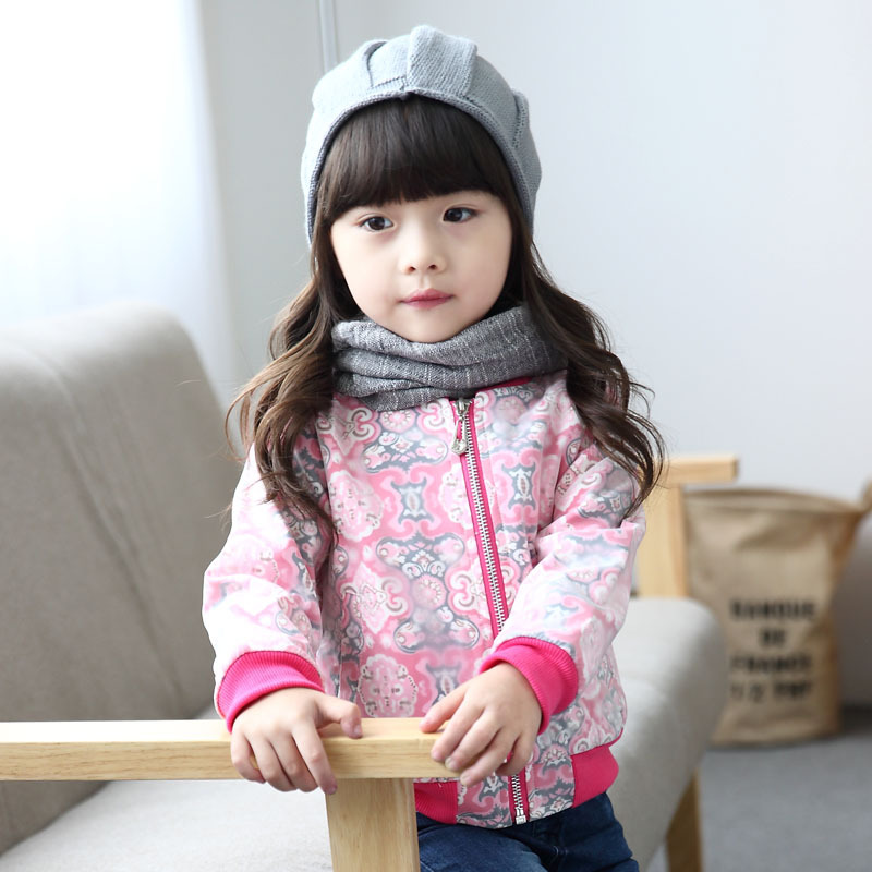 4a1efdec366 SONGGUIYING A38 Spring Autumn Girls Casual Girls Jacket Windbreaker Jacket Kids  Girl Coats Outerwear Children Clothes Outerwear-in Jackets   Coats from ...