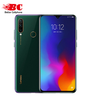 Lenovo Z6 Lite 6.3 Inch LTE water drop screen Three rear camera 16MP SDM710 4GB RAM 64GB ROM Beidou positioning system 4050mAh Lenovo Phones