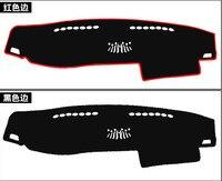 For Suzuki Alto 2009 2010 2011 2012 Car Dashboard pad Cover Avoid Light Pad Instrument Platform Dash Board Cover Mat