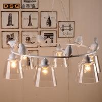 Nordic chandelier lamp living room bedroom modern minimalist dining room and creative personality Jade Garden Lighting FG569