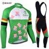 Bxio Ropa Ciclismo Mtb Cycling Jersey Long Sleeves Women Mountain Bike Sportswear Maillot Cycling Clothing BX