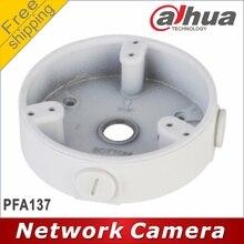 Frete grátis Dahua PFA137 IP66 suporte de caixa de junção Caixa de Junção de Alumínio à prova de Água fix IPC HDBW4433R ZS IPC HDBW4631R ZS