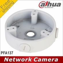 Ücretsiz kargo Dahua PFA137 Su geçirmez Bağlantı Kutusu Alüminyum IP66 bağlantı kutusu braketi fix IPC HDBW4433R ZS IPC HDBW4631R ZS