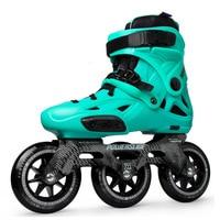100% Original Powerslide Imperial 3*110mm Speed Inline Skates Street Adult Roller Skating Shoes Free Skating Patines Adulto