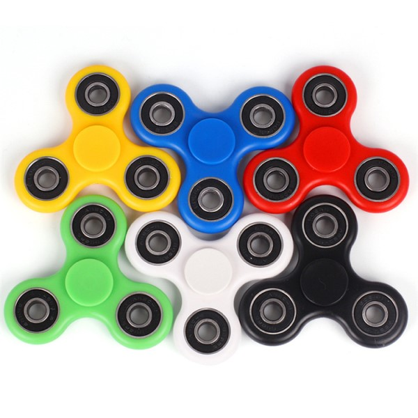 DHL Free Shipping 100PCS/Lot Hand Spinner Fidget Toys Plastic EDC Fidget Spinner Toys 30pcs lot free shipping dhl zj 70065a touch