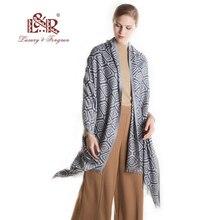 f1b85d1f9e14 2018 femmes d hiver écharpe Femelle gemometric châle dames Vintage plaid  Couverture Wrap Cachemire poncho Foulard femme echarpe .
