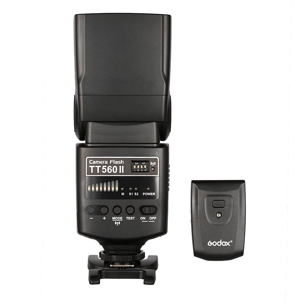 Godox TT560II Camera Flash with 16 Channels transmitter (20)