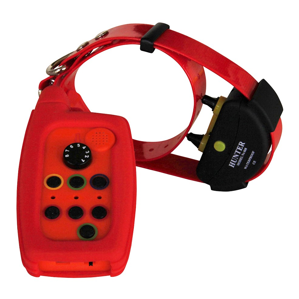 WATERPROOF REMOTE DOG TRAINING COLLAR FOR 1 DOG RANGE UP TO 10 KM REMOTE TRAINER