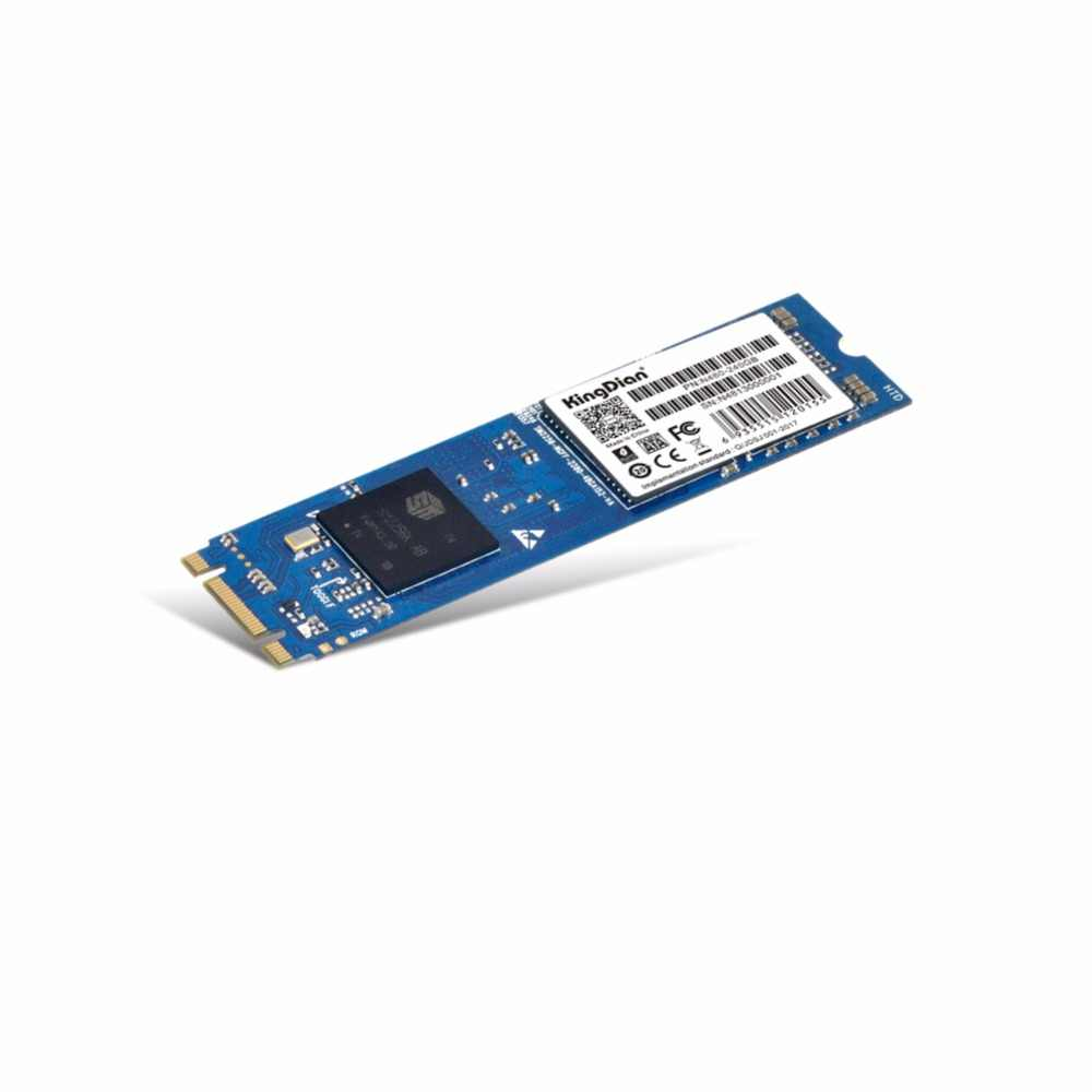 (N480-240GB) SSD M2 Kingdian SSD M.2 NGFF 240 GB 250G Gắn trong 256 GB SSD Ổ Đĩa Cứng Siêu Mỏng nâng cấp Đĩa