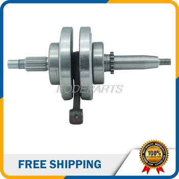 Wholesale Price Motorcycle Parts YX 150cc Engine Crankshaft For Yinxiang YX Horizontal 150cc Foot Start Engine фото
