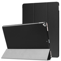 Case For Apple IPad Pro 12 9 2017 PU Leather Ultra Slim Lightweight PC Back Cover