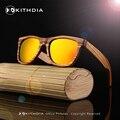 2017 Homens Polarized Zebra Óculos De Madeira de Bambu de Madeira Óculos De Sol Das Mulheres Retro Vintage Oculos de sol Grande Quadrado UV Protuction