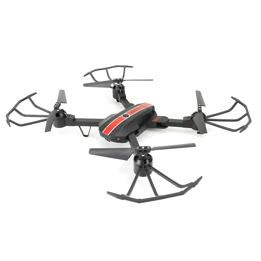 FQ24W RC Helicopter WIFI FPV With 2MP HD Camera High Hold Mode Foldable Arm RC Quadcopter 2.4G 6AXIS RC Drone cheerson fpv cx37 tx smart h 4ch 6axis mini drone with camera hd 2mp phone wifi control rc helicopter height hold quadcopter toy