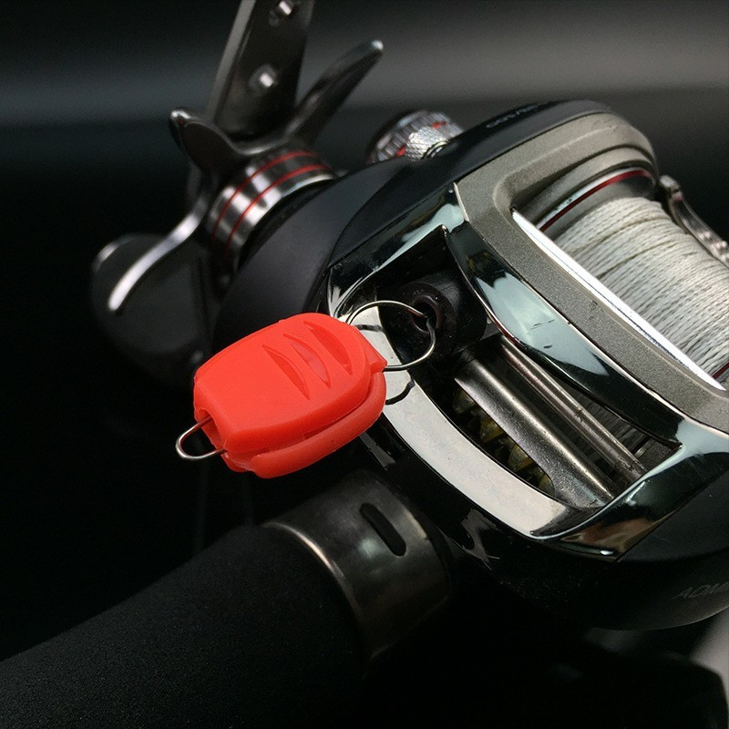 10pcs Fishing Line Holder for Baitcasting Fishing Reel Line Stopper Clip for Drum Cast Reels Fishing Tackle Accessories