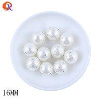 Cordial Conception 100 Pcs/Lot 16 MM Strass Cristal Sur Étoiles Perle Boule Chunky Perles Pour Bijoux DIY Accessoires CDWB-517979-1