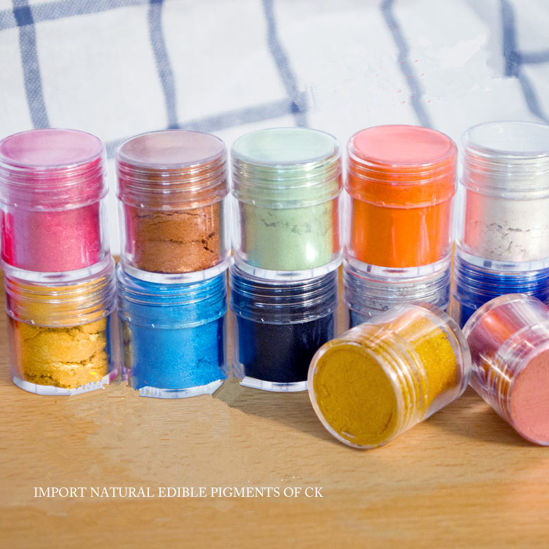 Fondant Pigment Color Food Coloring optional Colorful Powder ...