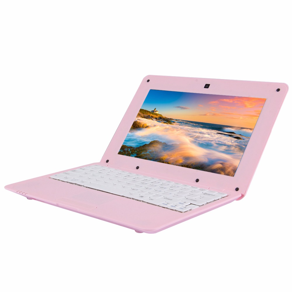 10.1 inch notebook laptop 1GB 8GB Android 5.1 ATM7059 Quad Core 1.6GHz Digital Screen (Non-touch) BT WiFi SD RJ45 Tablets