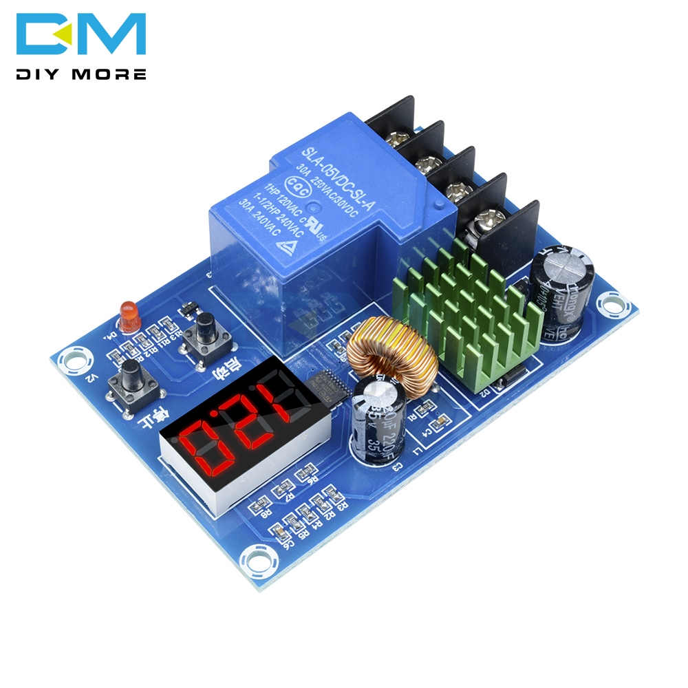 Module de contrôle de chargeur de batterie de XH-M604 DC 6-60V