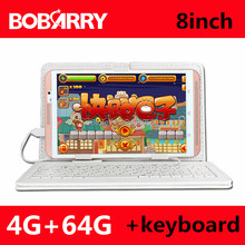 tablet 8 inch 4G LTE Call Phone Android smart Tablet pc Android 6.0 4GB RAM 64GB ROM WiFi GPS FM Octa core 8inch Tablets Pc