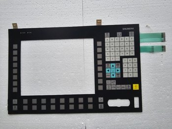 (OP012)6FC5203-0AF02-0AA1 Membrane Keypad for SIMATIC CNC Panel repair~do it yourself,New & Have in stock