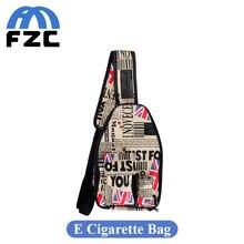 เทสลาProtableบุหรี่อิเล็กทรอนิกส์กระเป๋าสำหรับกล่องสมัยRDA RBA Vaporizerกระเป๋าเป้สะพายหลังเดี่ยวไหล่เทสลาบุหรี่อิเล็กทรอนิกส์กระเป๋าอุปกรณ์เสริม