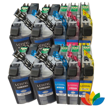 10x Ink Cartridge for Compatible Brother LC225 LC227 MFC J480DW J880DW J4420DW J4620DW J4625DW J5320DW Printer