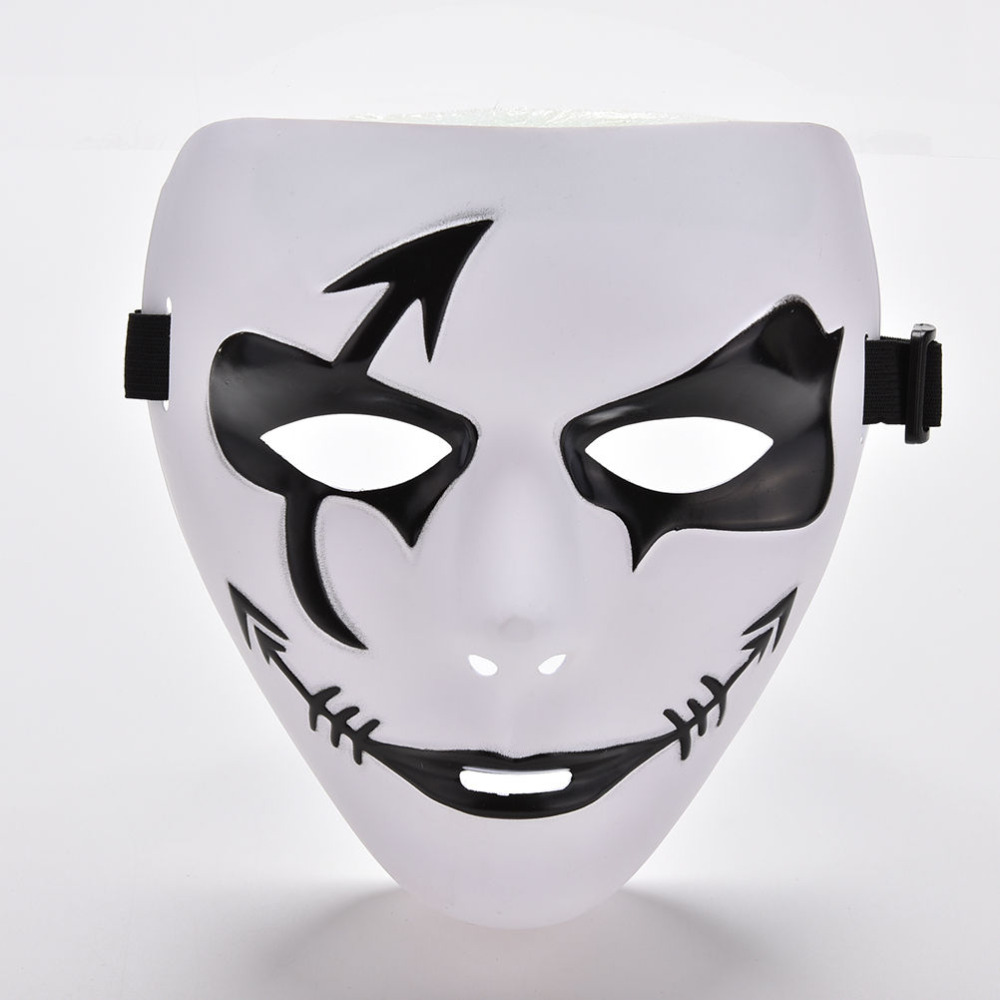 Party Mask Fancy Cool Creepy Ghost Costume Theater Masks