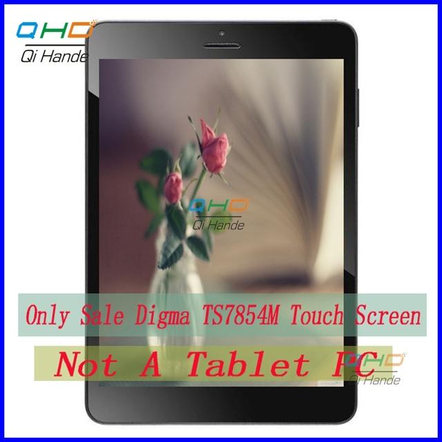 """Nueva pantalla táctil Original De 7.85 """"Digma Plane 8.1 3G TS7854M Tablet Touch panel Digitalizador del Sensor de Cristal de Reemplazo Envío Gratis"""