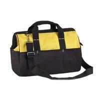 Multifunctional Portable Toolkit Electrician Gardening Mechanic Fixer Upfitter Packages Oxford Toolkit Handbag Cross Body Bags