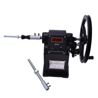 Free Shipping By DHL 1pcs New Manual Hand Coil Counting Winding Winder Machine For Thick Wire