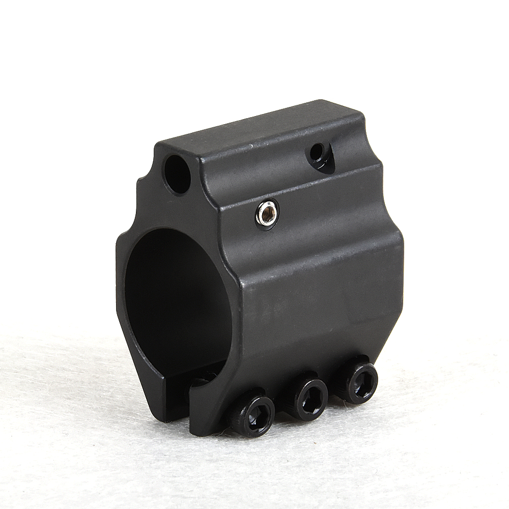 750 Gas Block Tactical Low Profile Micro Gas Block 750 Steel 223 5 56 for
