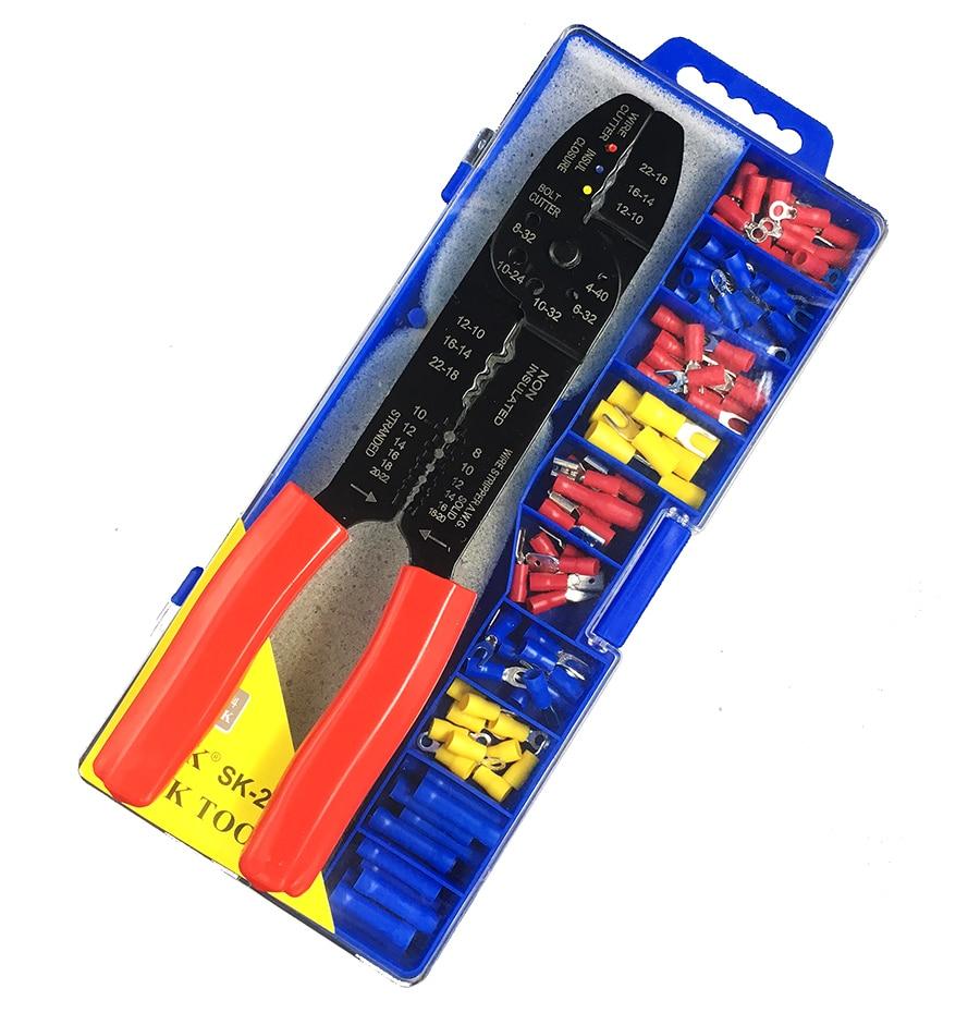 Hohe qualität kabel draht crimpzange crimper ctripper cutter ...