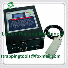 LX-PACK Lowest Factory Price Hand Ink Jet Printer for Date and Batch Number Printing with CE industrial inkjet hand printer