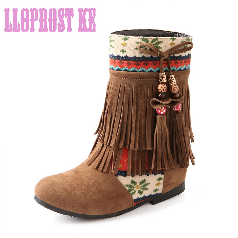 Online Get Cheap Indian Fringe Boots -Aliexpress.com   Alibaba Group