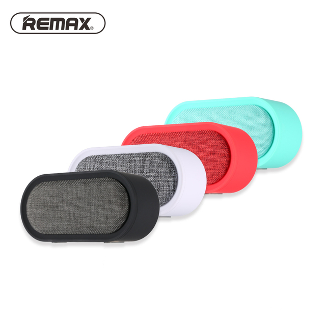 Remax RB-M11 Portable Desktop Wireless Bluetooth Speaker Support TF AUX Sound Box for Phone Bookshelf Loudspeaker