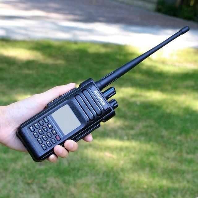 Фото цифровая рация retevis ailunce hd1 двухдиапазонная dmr радио цена