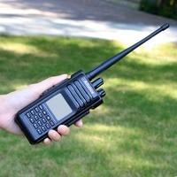 מכשיר הקשר Retevis Ailunce HD1 דיגיטלי מכשיר הקשר Dual Band DMR רדיו DCDM TDMA UHF VHF רדיו תחנת HF משדר עם כבל תוכנית (4)